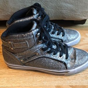 G by Guess hightop sneakers. Size 7.5